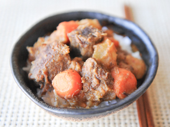 Rendang Curry Beef Stew