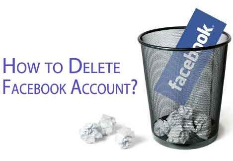 Cách xóa tài khoản Facebook của bạn.