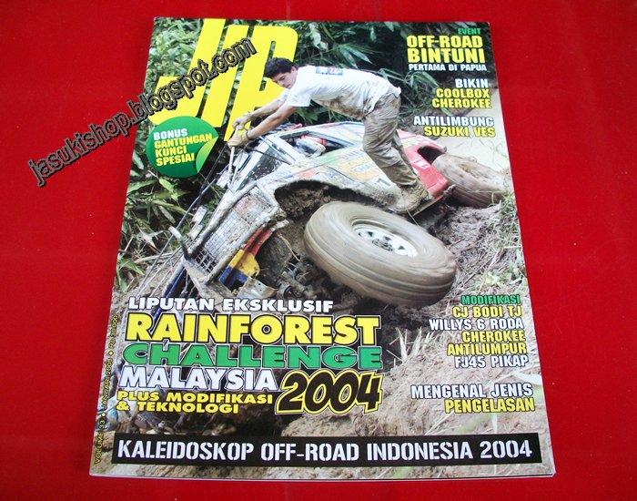VOLUME 33 (Januari 2005) , berisi : title=