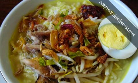 Resep Soto Bandung - Masakan Khas Bandung