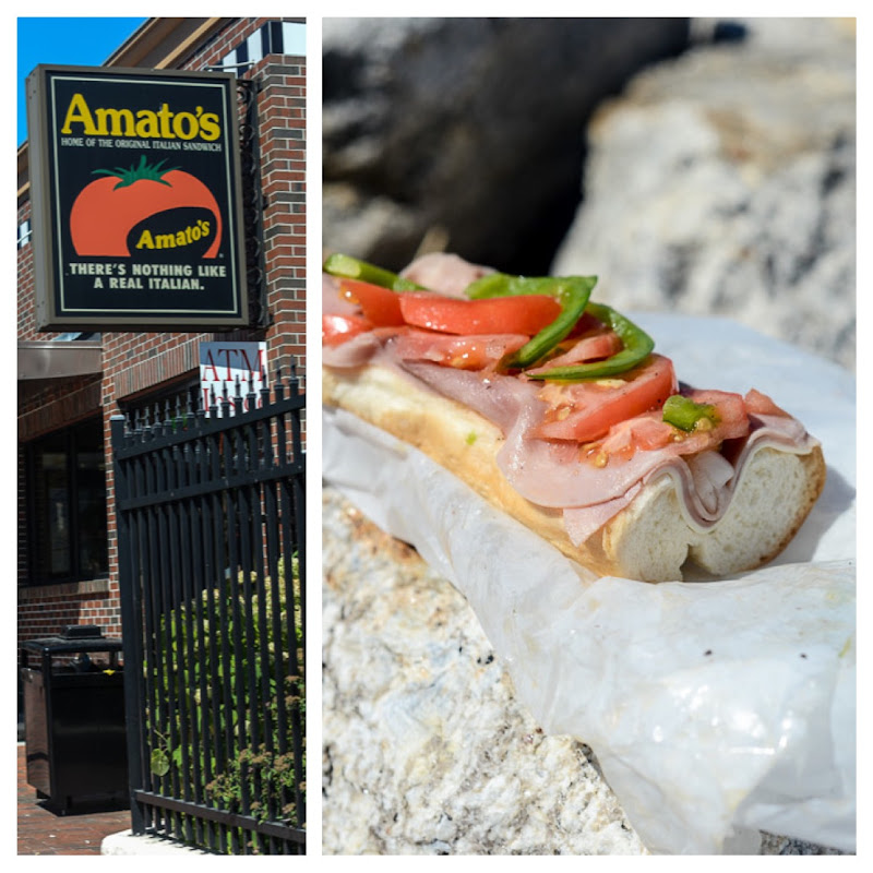 Portland, Maine Amato's Italian Sandwich photo by Corey Templeton.