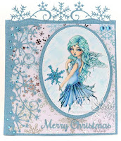 Featured Card In Top 3 - Crafty Friends Challenge Blog