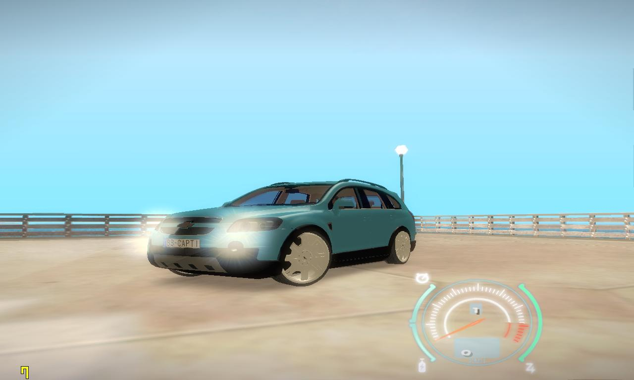 Ekipe Gta Cars 176 ★ Gta Sa Chevrolet Captiva Edit