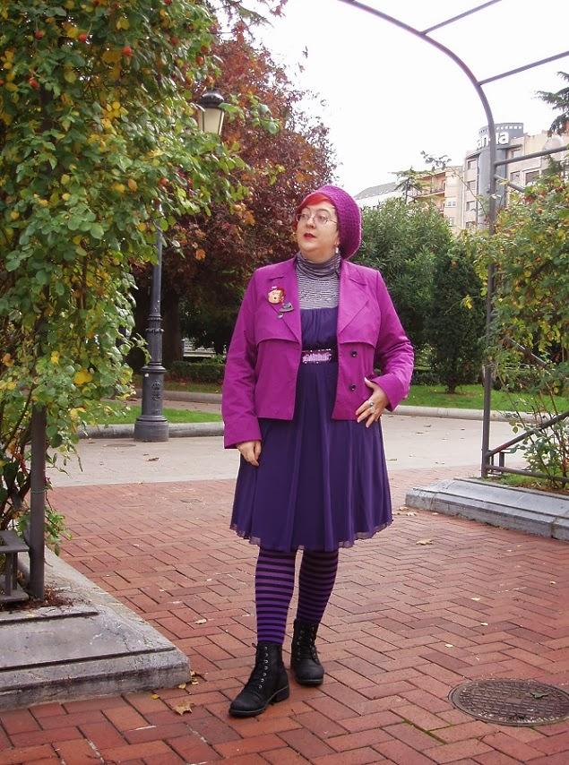 Señora Allnut: noviembre 2013