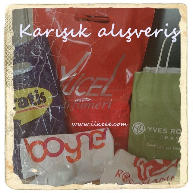 Bayram İndirimi - Alışveriş - Gratis - Yves Rocher - Boyner - Rossmann - Watsons