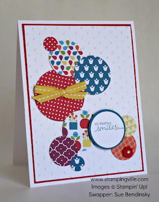 Stampin' Up! Petite Pairs Stamp Set