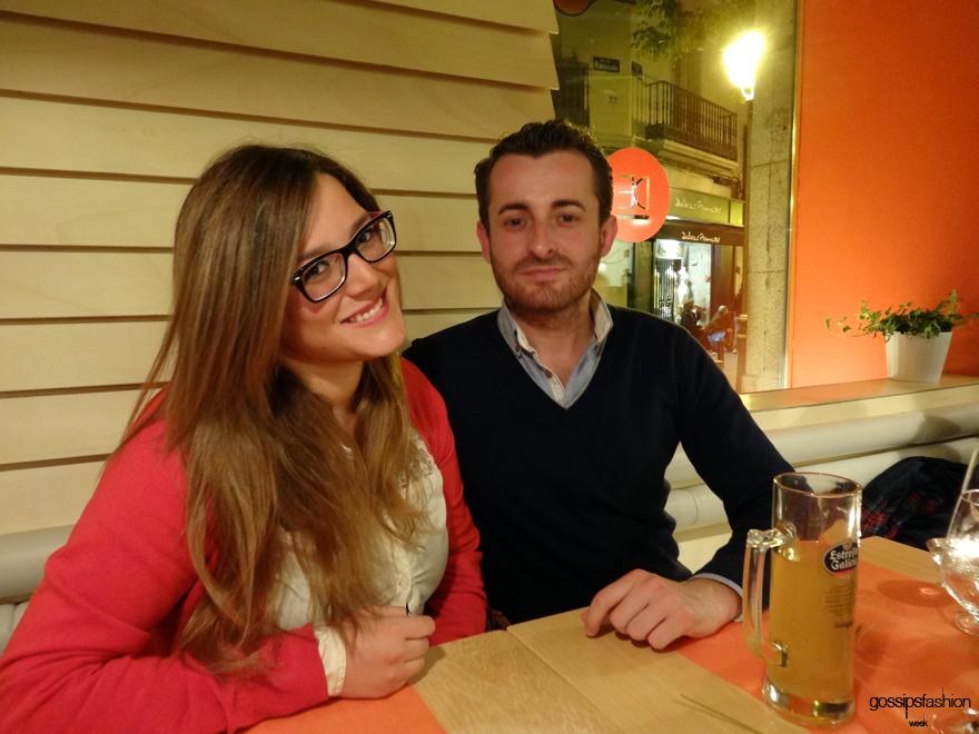 restaurante madrid de catar olga gigirey gossipsfashionweek gossip fashion week