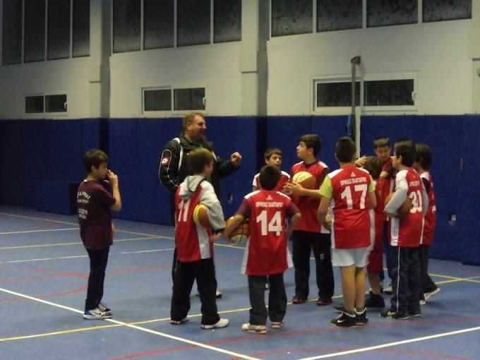 Στον τελικό του τουρνουά της Επανομής Ορφέας Πλαγιαρίου και Ν. Βότσης