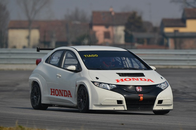 Honda Civic WTCC 2013 Monza