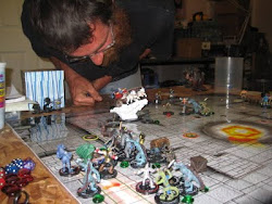 Monster Mayhem Heroclix!