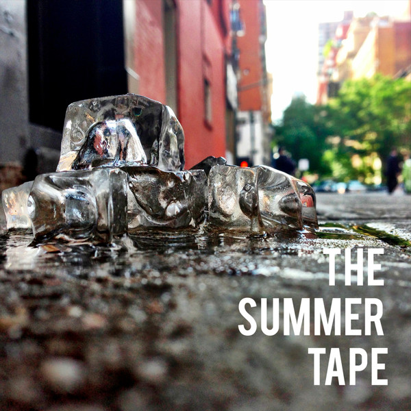 The Audible Doctor - The Summer Tape [EP] Cover