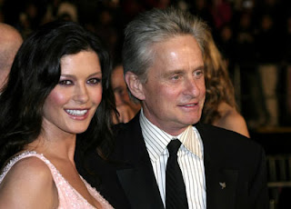 Michael Douglas and Catherine Zeta-Jones are reportedly on a 'break'