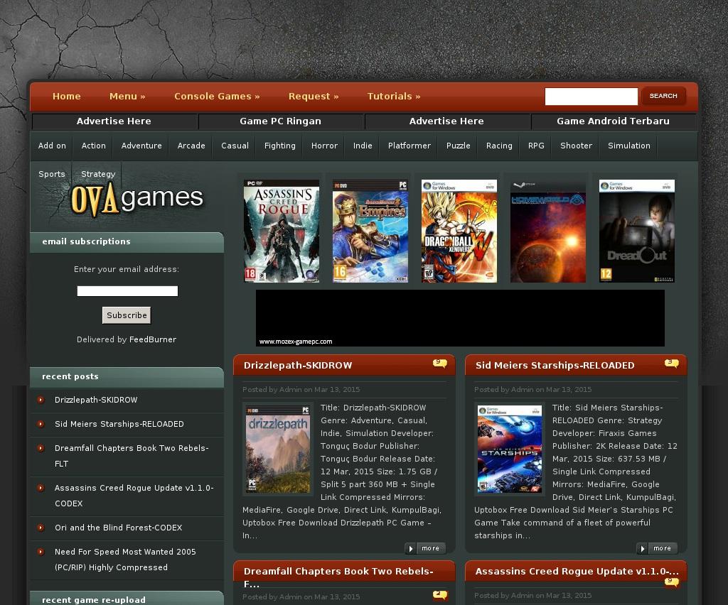 situs download game pc gratis terbaik dan terupdate