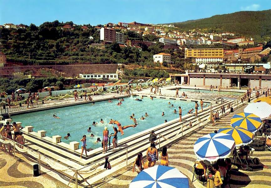 Retratos de portugal covilh piscina municipal for Piscina municipal campos