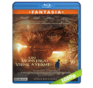 Un Monstruo Viene a Verme (2016) Full HD BRRip 1080p Audio Dual Latino/Ingles 5.1