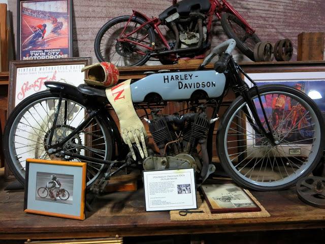 Harley Davidson 1924 JDCA