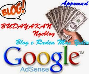 Sukses Google Adsense