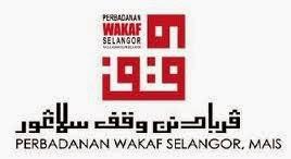 Jawatan Kerja Kosong Perbadanan Wakaf Selangor logo www.ohjob.info september 2014