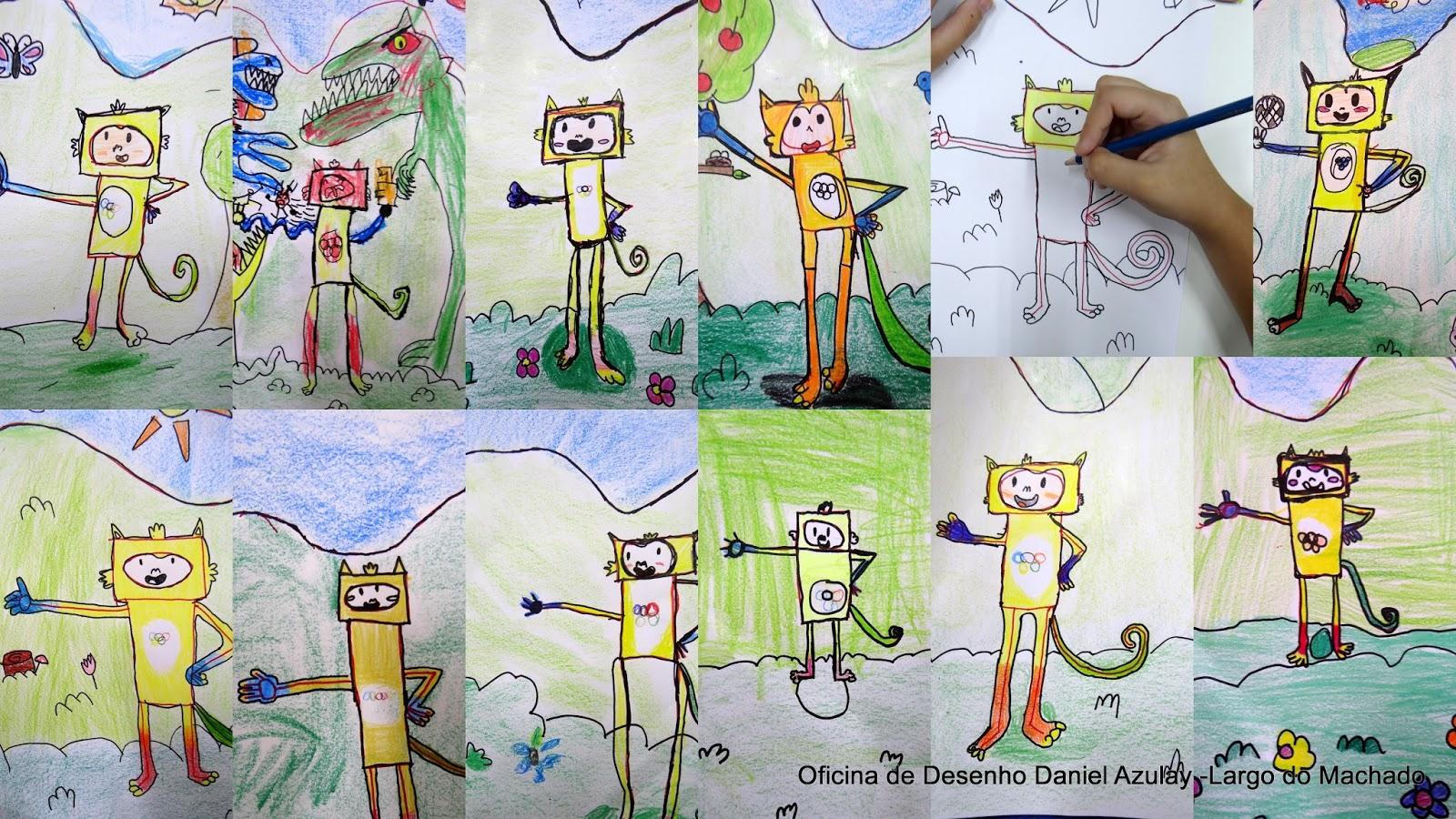 Favoritos Curso de desenho, Curso de desenho para Crianças,Mangá,Desenho  YZ01