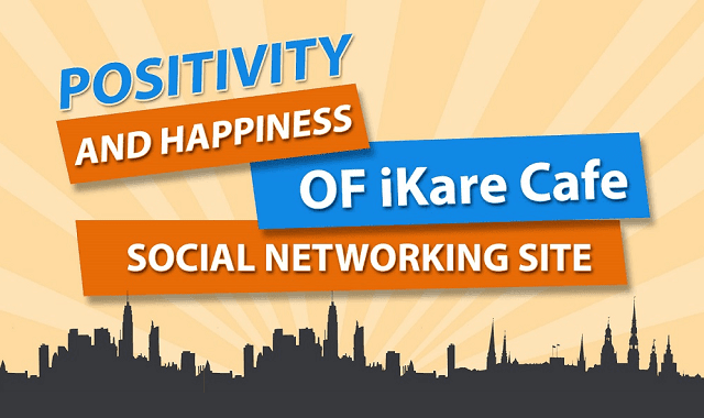 A Positive Social networking Site For A Better and Happy World