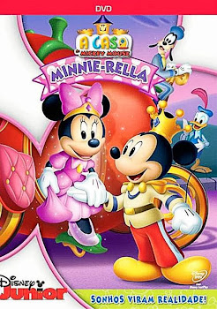 Download – A Casa do Mickey Mouse: Minnie-Rella – DVDRip AVI Dual Áudio + RMVB Dublado ( 2014 )