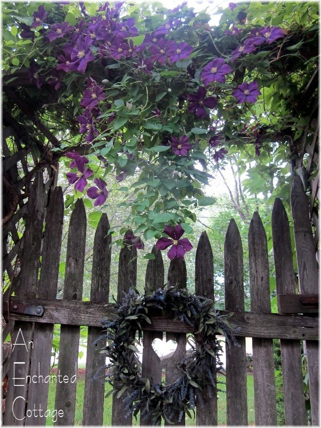 An Enchanted Cottage Hearts are wild