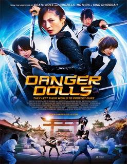 Danger Dolls (Shôjo wa isekai de tatakatta) (2014)