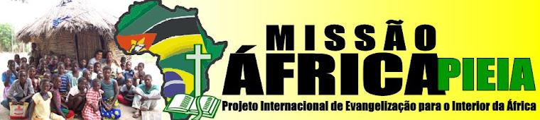 missao Africa PIEIA