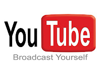 YouTube logo-Is a trademark of YouTube.