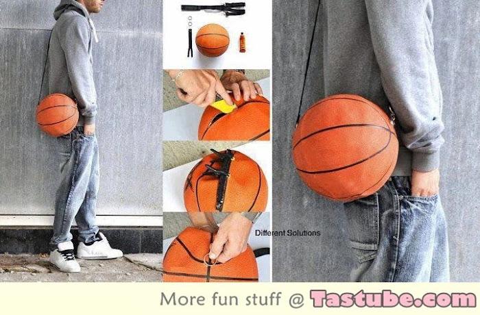 Cool Basketball Creativity
