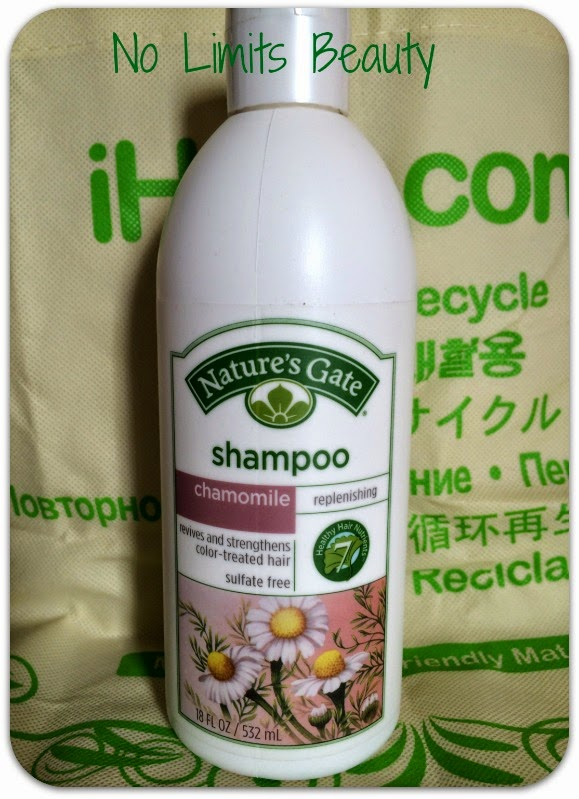 Chamomile Replenishing Shampoo - Nature's Gate
