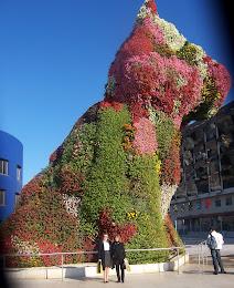 Bilbao con Celia