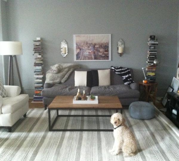 Belle The Living Room Rug Debacle