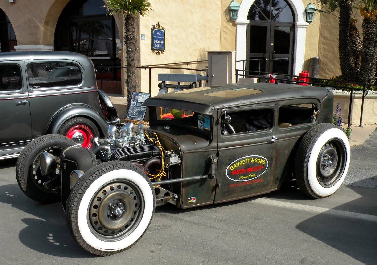 American Rat Rod Cars & Trucks For Sale