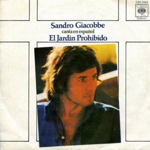 Sandro giacobbe discos para el recuerdo for Cancion jardin prohibido