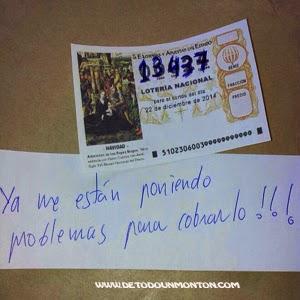 Percibir Los Resultados De La Loteria Por Correo electrónico PROBLEMAS0002