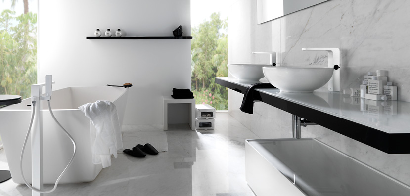 lounge the collection of bathrooms for noken by simone micheli porcelanosa