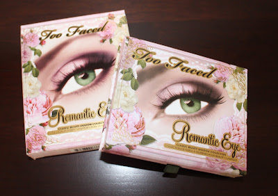 Too Faced Romantic Eye Palette