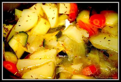 verdure dopola cottura