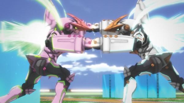 Robotics;Notes anime review