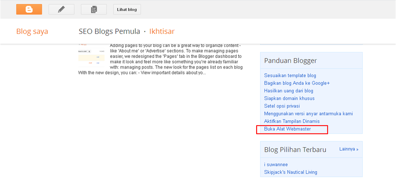 Cara Membuat Site Map di Google