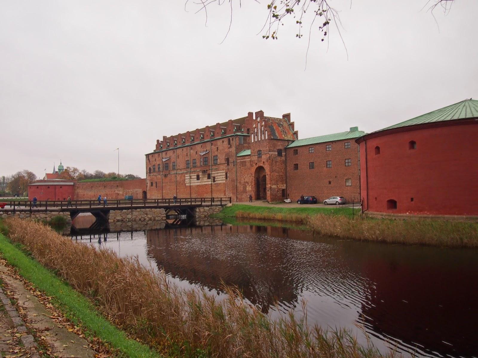 The Malmohaus Castle
