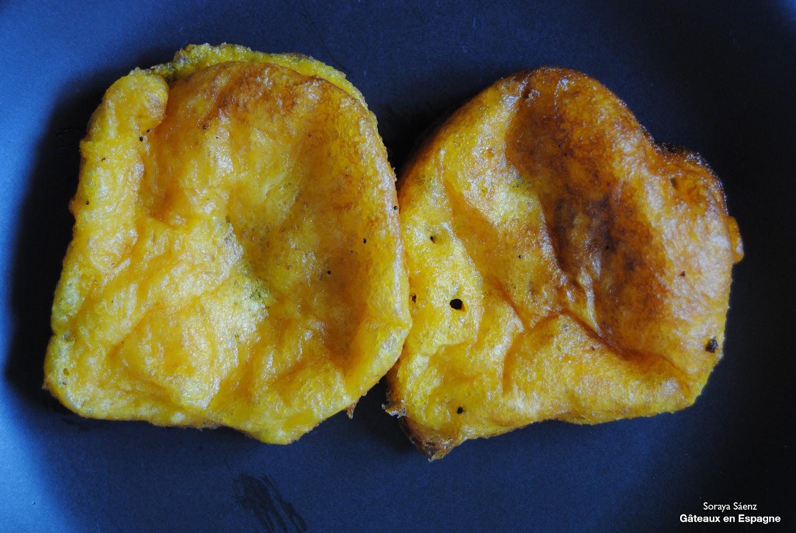 G teaux en espagne beignets de citrouille un dessert espagnol pour f ter la toussaint - Recette typique espagnole ...