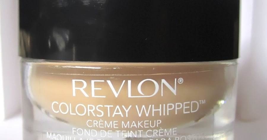 Revlon Colorstay Whipped Natural Ochre Review