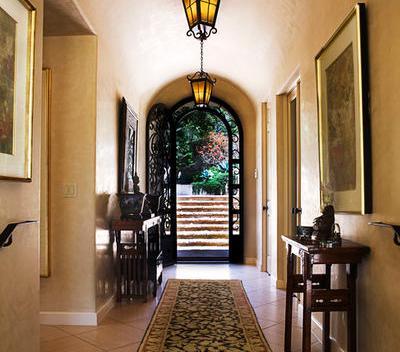 Fotos y dise os de puertas puerta de hierro for Diseno puertas hierro