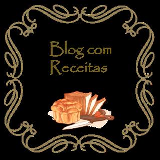 Blog com Receitas