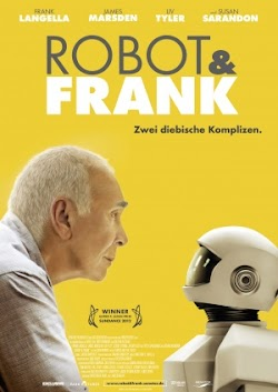 Rô Bốt Và Frank - Robot & Frank (2012) Poster