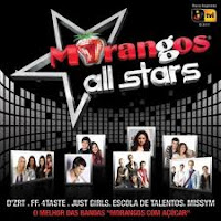 Novo Disco dos Morangos All Stars