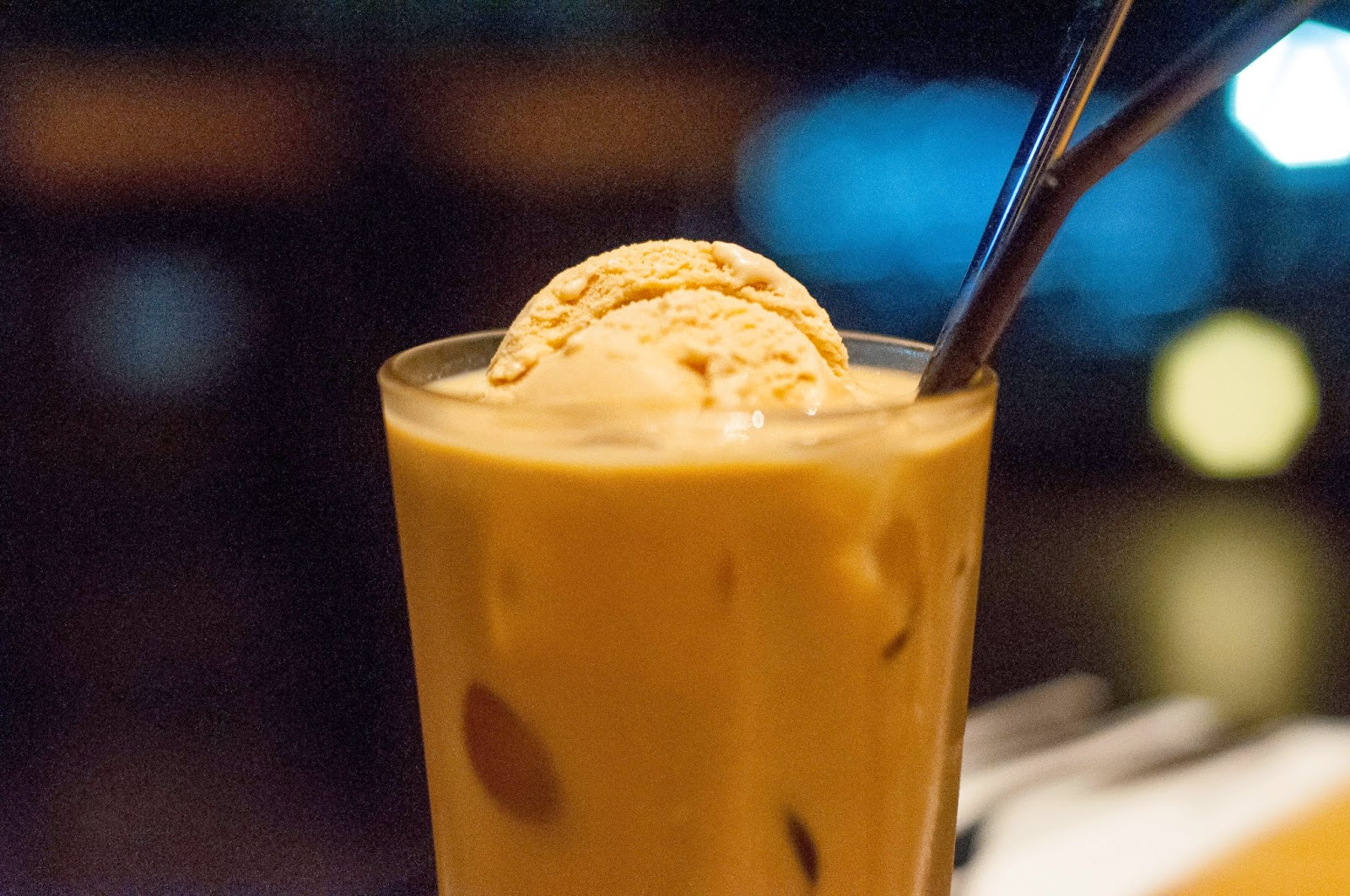 providore iced latte salted caramel