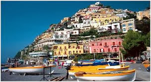 The Amalfi Coast and Positano, Italy
